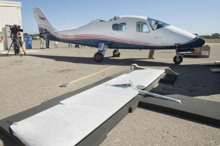 Tecnam P2006T avion electrico