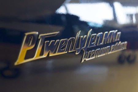 Uno de los detalles del Tecnam P2010 premium
