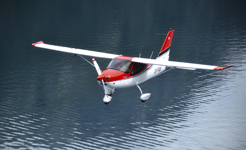Tecnam P2008JC Mk II